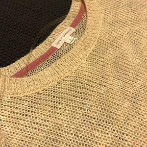 coco + jameson Sweaters - Coco + Jameson fringe sweater